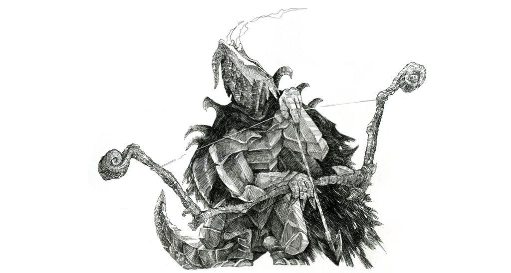 Lord Churlwin, Marksman of Trung